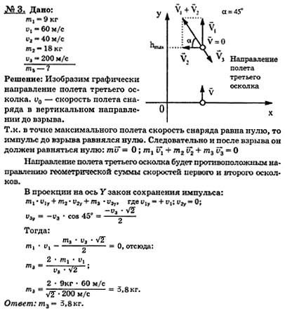 9 класс учебника гдз по физике