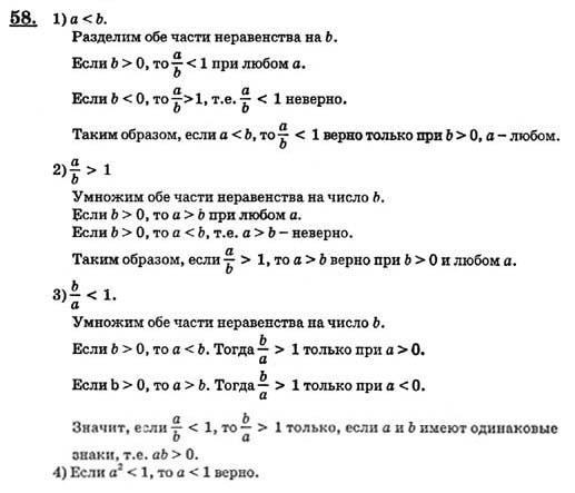 Гдз 7 клас старая програма алгебра