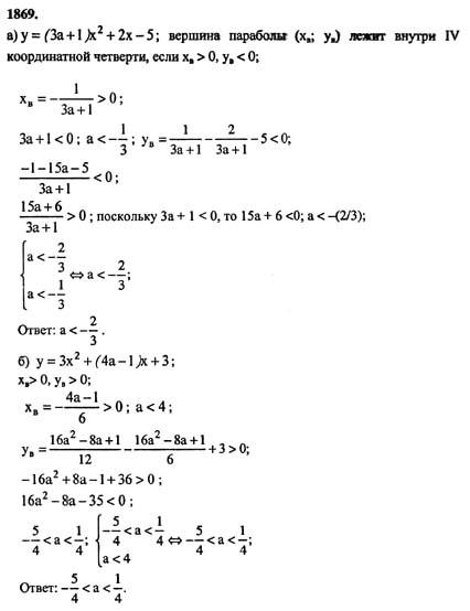 10 анализа класс по начало гдз алгебре алгебра мордкович и